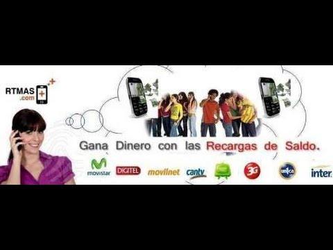 como ganar dinero en Venezuela con recargate mas como ganar dinero online venezuela rtmas