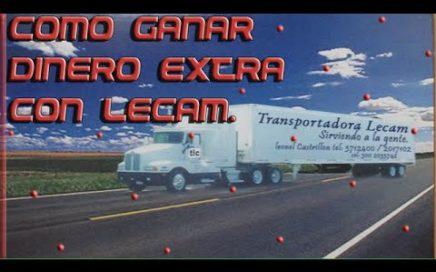 COMO GANAR DINERO EXTRA CON LECAM