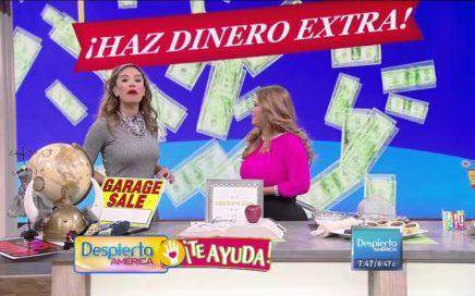 Como Ganar Dinero Extra $$ (Despierta America)