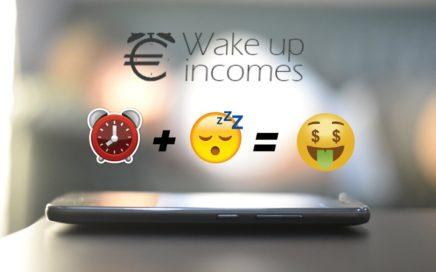 COMO GANAR DINERO FÁCIL CON EL MÓVIL | WAKEUP INCOMES