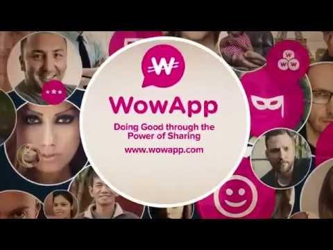 COMO GANAR DINERO FACIL  CON WOW APP !! La app que te PAGA por usarla