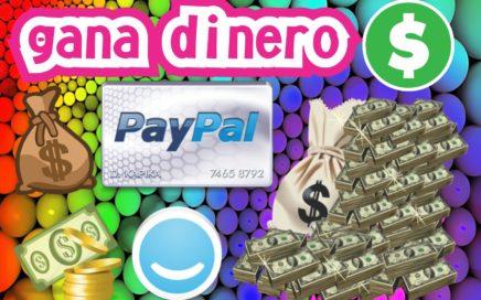 Como ganar dinero facil por internet 2016 | PayPal | ANDROID | PC |