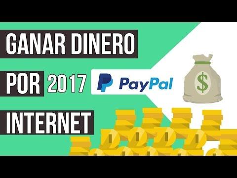 Como Ganar Dinero Facil Por medio De internet PARA PAYPAL -2017-joel-LTUTORIALES