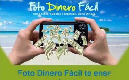 """como ganar """"dinero"""" fácil subiendo fotos a Internet"""
