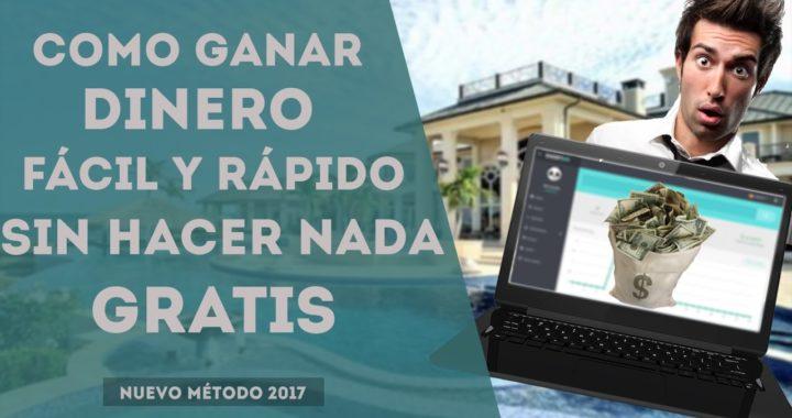 Como Ganar Dinero Fácil y Rápido 100% REAL nuevo Método 2017   AB Tutoriales