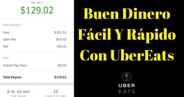 Como Ganar Dinero Facil Y Rapido - como ganar dinero con uber eats