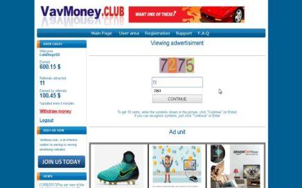 Como ganar dinero Facil y Rapido en 2017 [VavMoney CLUB]
