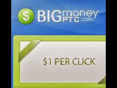 Como Ganar Dinero Fácil Y Sencillo// Big Money PTC
