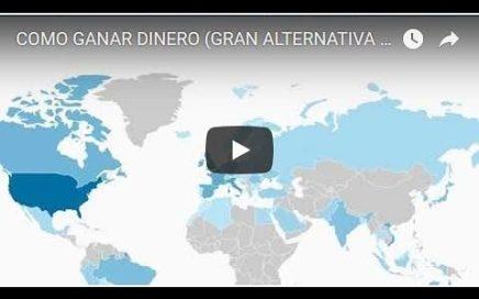 COMO GANAR DINERO (GRAN ALTERNATIVA PARA YOTUBE, CUENTAS PERDIDAS ADSENSE)