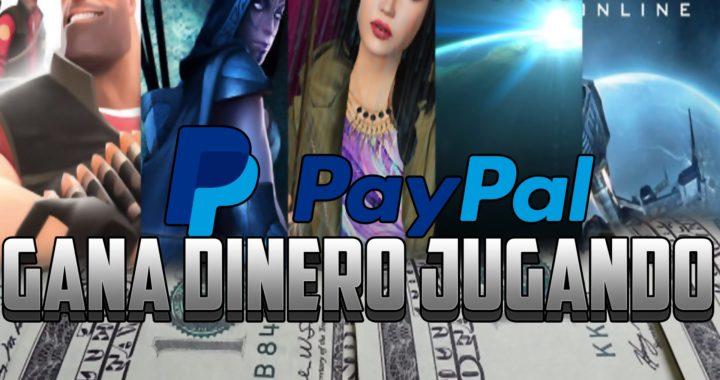 Como Ganar Dinero Jugando VideoJuegos Paypal
