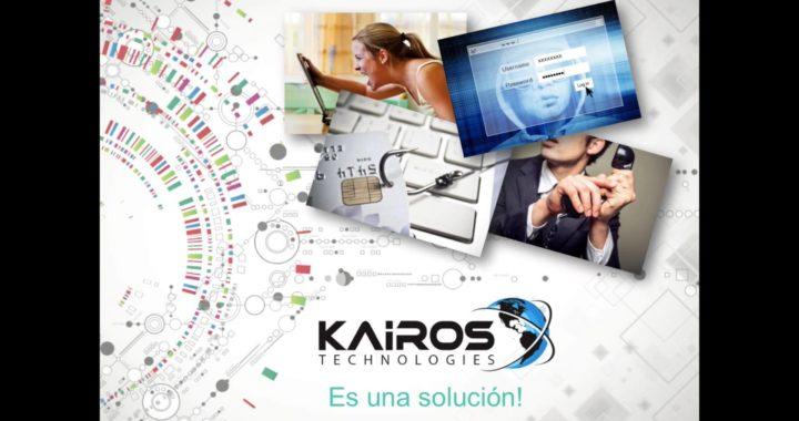 Como ganar dinero online con Kairos Technologies Ltd. 100% Efectivo y Seguro