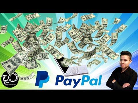 Como Ganar Dinero Online con Paypal  / Bien Explicado