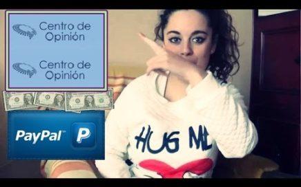 ¿Cómo ganar dinero online? Encuestas remuneradas: Centro de Opinión
