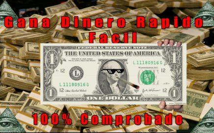 COMO GANAR DINERO PARA PAYPAL 2017,2018 HASTA $20 DOLARES DIARIOS 100% FÁCIL y COMPROBADO JULIO