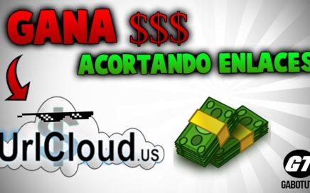 como ganar dinero para paypal acortando enlaces con urlcloud |  UrlCloud   2017