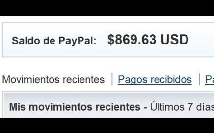 Como Ganar Dinero para Paypal con sitios Web para Adultos