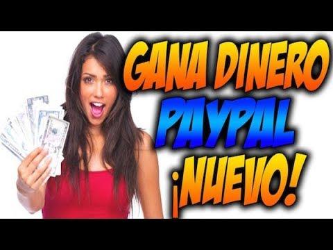 Como ganar dinero para paypal Gratis y facil (2017 Agosto) | Exmay