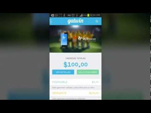 ¡Como ganar dinero para paypal solo registrando gente Desde tu android!