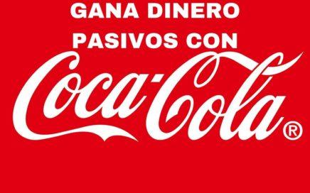 Como ganar dinero pasivos por - Coca cola