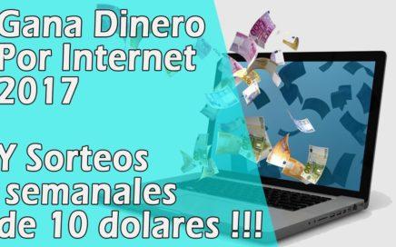 Como Ganar Dinero Por Internet 2017 en Paypal y Payza garantizado