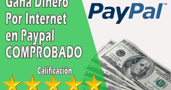 Como Ganar dinero por Internet 2017 | Para Paypal y payza Comprobado