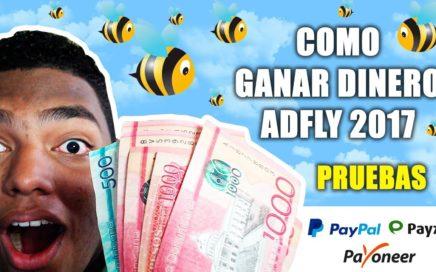 Cómo Ganar dinero por internet ADFLY (2017) GRATIS, RÁPIDO y 100% SEGURO