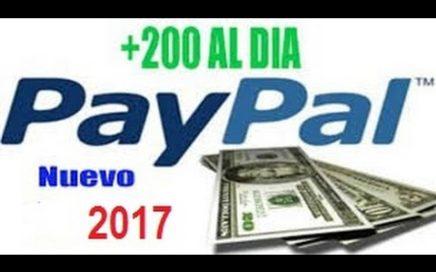 Como ganar dinero por internet rápido para paypal 2017 SI PAGA
