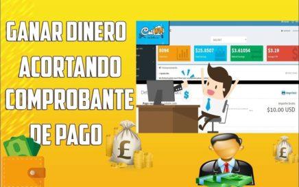 Como Ganar Dinero por internet sin invertir DICIEMBRE 2017 | PAYPAL | + COMPROBANTE DE PAGO