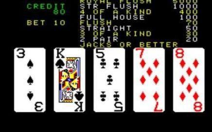Como ganar dinero rápido- Tragamonedas Poker paga 75% - 85% / Poker Slot Machine pay out 75% - 85%