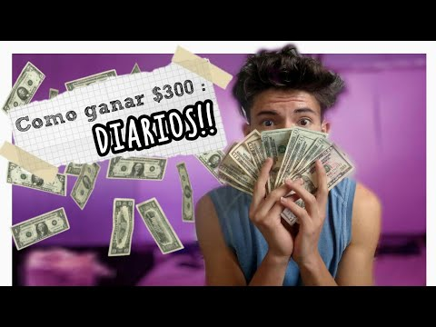 Como Ganar Dinero Siendo Adolescente ~Sencillo~