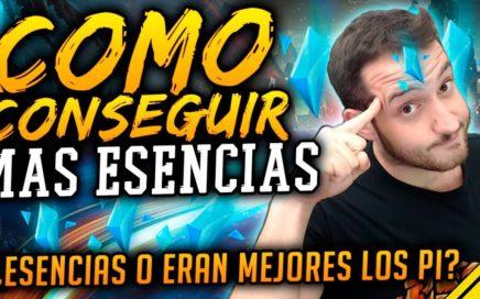 CÓMO GANAR MÁS ESENCIA AZUL ¿Es mejor el nuevo sistema o no? | Noticias League Of Legends LoL