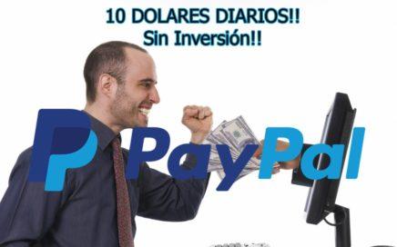 Como Ganar Mucho dinero en internet 2017 / LA MEJOR PAGINA PARA GANAR DINERO PARA PAYPAL 2017