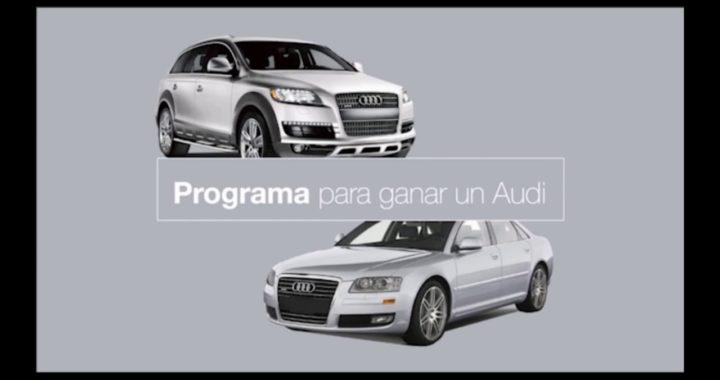 Como Generar un Ingreso Extra, Ganar un Audi y Mas