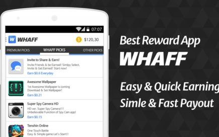Cómo hackear WHAFF Rewards para ganar más dinero? |  2017