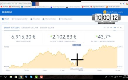 Como invertir en Bitcoin y ganar dinero en vivo