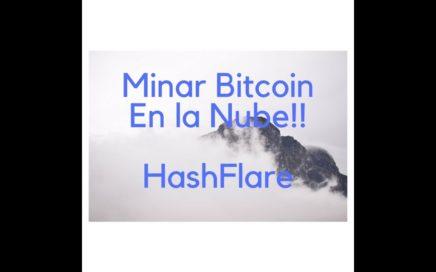 Cómo Minar Bitcoin en la Nube -  HashFlare!