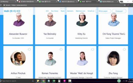 Como Reclamar COMSA  | Como Participar En Wabi ICO