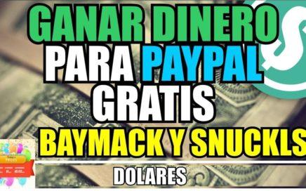 Como Registrarse en Baymack | Ganar Dinero para PayPal Viendo Videos 2017