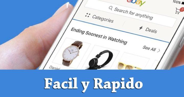 Comprando Desde La App De Ebay|José Blog|Dinero Extra RD