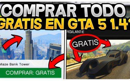 COMPRAR TODO GTA 5 ONLINE GRATIS SIN AYUDA! *FÁCIL Y RÁPIDO*