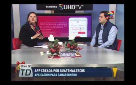 Conozca la App guatemalteca creada para ganar dinero