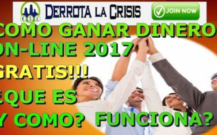 CONSEGUIR EQUIPO LAS MEJORES PAGINAS. |COMO GANAR DINERO ON-LINE 0217!!| ¿ QUE ES Y COMO FUNCIONA?