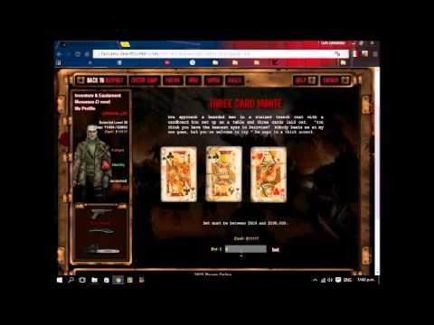 DEAD FRONTIER l Ganar dinero facil en el Gambling Den