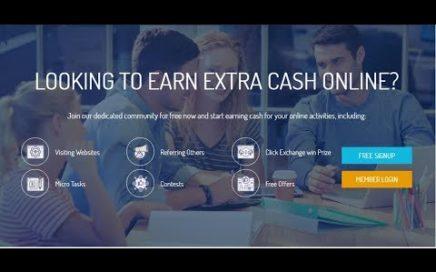 Difbux Nueva PTC Explicacion/ Gana Dinero Online - 0,02$ Por Clic