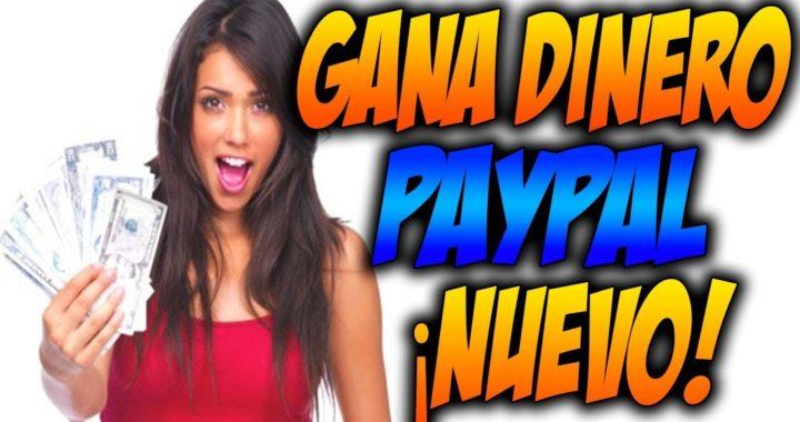 Dinero gratis Paypal automaticamente y facil 2017 -