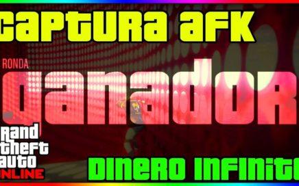 *DINERO INFINITO* NUEVA CAPTURA AFK (DINERO & RP AFK) FACIL GTA V ONLINE 1.41