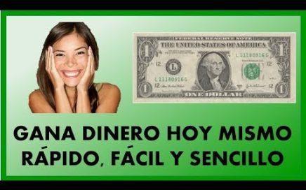 DOLLAR | GANA  DINERO RAPIDO EN DOLLAR  | DINERO