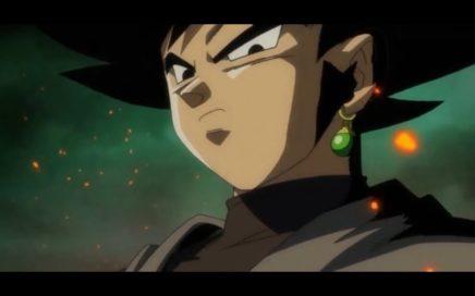 Dragon Ball Super - Película Black Goku - parte I (black goku movie)