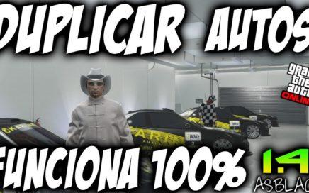 DUPLICAR AUTO MEJORADO 100% - FUNCIONA - GTAV Online 1.41 - AFTER PATCH - PLACA LIMPIA - (PS4 - XB1)