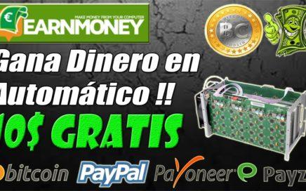 Earn Money Network Explicación Completa   Gana Dinero en Piloto Automático y 10$ Gratis   Gokustian